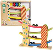 Early Learning Centre Wooden Click Clack Track, Amazon Exclusive