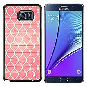 Stuss Case / Funda Carcasa protectora - Ventana Modelo rosado Sin Dios - Samsung Galaxy Note 5