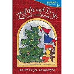 BY Kvasnosky, Laura McGee ( Author ) [{ Zelda and Ivy One Christmas (Candlewick Sparks) By Kvasnosky, Laura McGee ( Author ) Sep - 24- 2013 ( Paperback ) } ]
