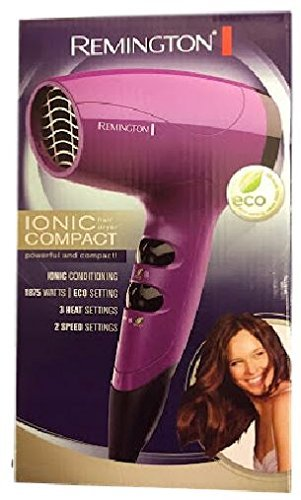 Remington D5000 Compact Travel Purple product image
