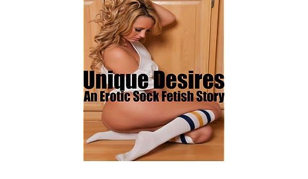 Sock fetish literature