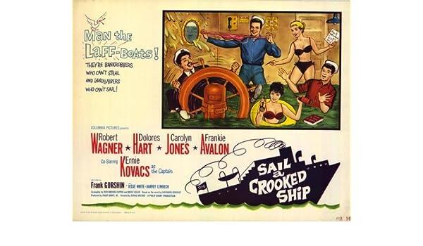 Navegar a la nave corrupto Póster de película media hoja B 22 x 28 ...