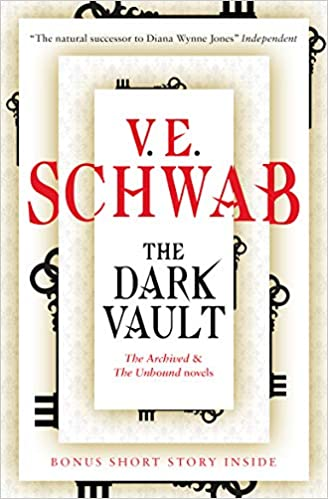 Image result for the dark vault book
