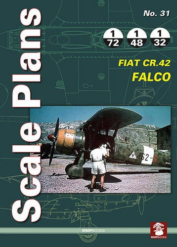 Read Online FIAT CR.42 Falco (Scale Plans) pdf epub