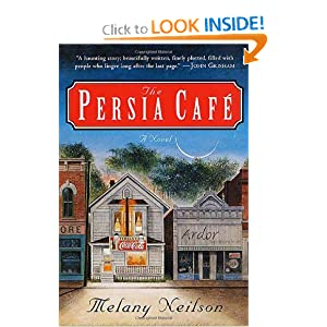 The Persia Cafe Melany Neilson