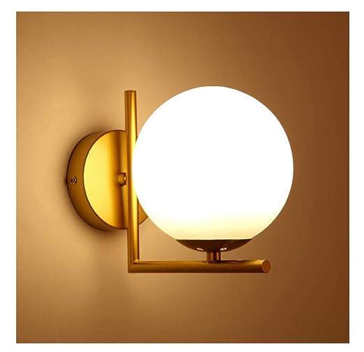 blanca Luz doradaLámpara LED pared de moderno estilo de f6yb7g