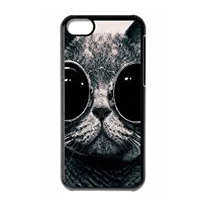 ALICASE Diy Hard Shell Case Lovely Cat For Iphone 6 plus (5.5) [Pattern-1]