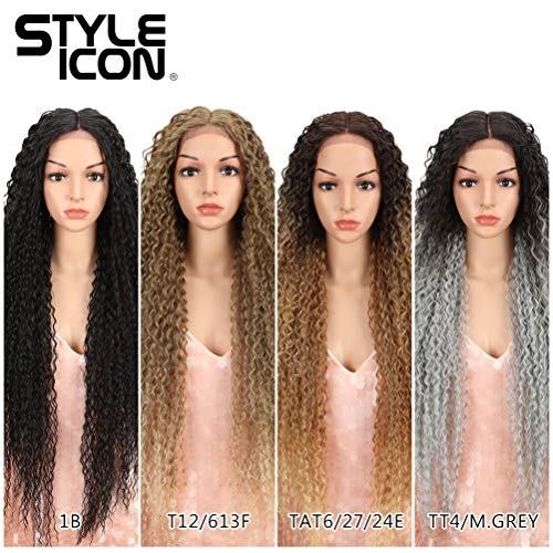 Style Lace Front Wig - Style Icon 38