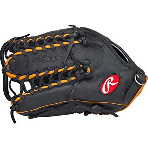 Rawlings Gamer of FB Trapeze Glove, 12.75″, Left Hand Throw