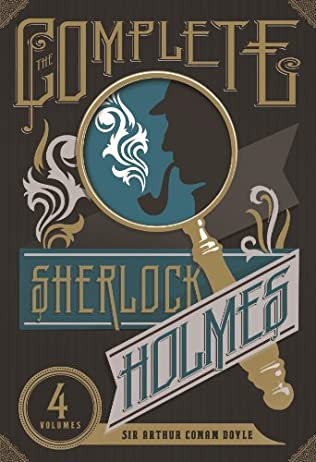 book cover of The Complete Sherlock Holmes