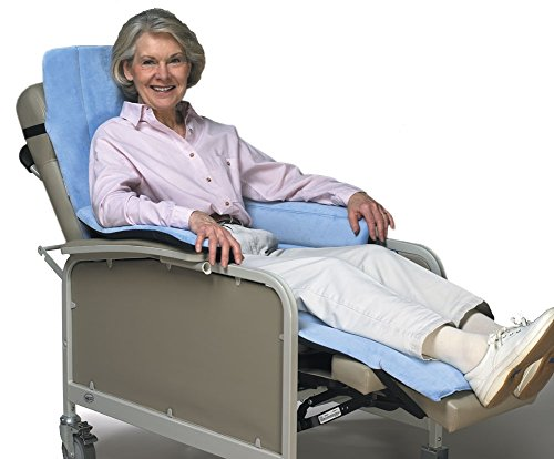 DSS SkiL-Care Geri-Chair Cozy Seat With Leg Rests (Care Chair)