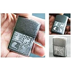Zippo Cats Lighter Made in USA / GENUINE and ORIGINAL Packing