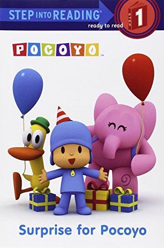 Surprise for Pocoyo (Pocoyo) (Step into Reading) -