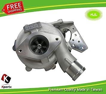 Turbocompresor Turbo para Ranger T6 PX 2.2 L Diesel GT1749V 1760759 2012-: Amazon.es: Coche y moto