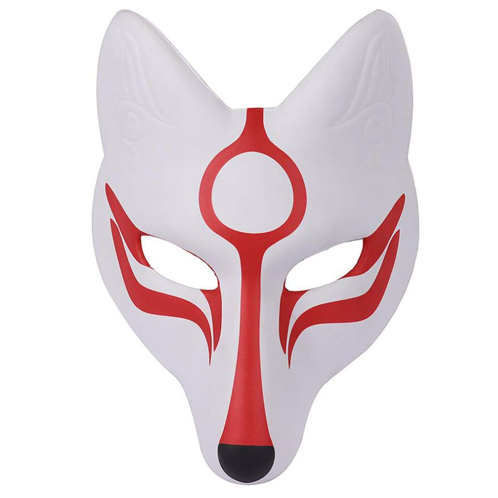 careta zorro japonesa