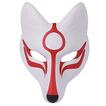 Mascara de kitsune comprar