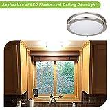 13 inch Flush Mount LED Ceiling Light