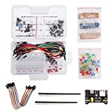LAFVIN Electronic Fun Kit Bundle with Power