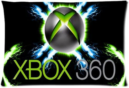 Cool Generic 20 By 30 Inch Pillow Case Printed Xbox 360 Logo Best Bedding Decoration Amazon Co Uk Electronics