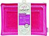 Meshed Up! 3 Piece Nesting Organizers, Assorted Colors (Pink)
