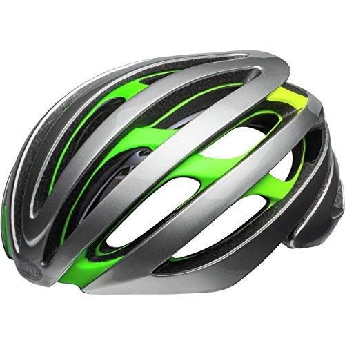 Bell Z20 MIPS Bike Helmet – Remix Water Silver/Kryptonite Large For Sale