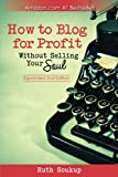 Do you want to earn a living doing what you love?  Whether you have been blogging for years or just a few weeks, How to Blog For Profit (Without Selling Your Soul) offers solid advice and practical action plans for creating an authentic, successful, ...