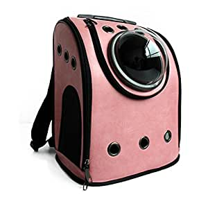 Pet Travel Carrier Crate Space Cabin Pet Carrier Breathable pet Cat Carrier backpack pet dog Outdoor portable Package bag cat bags Pet Travel Dog Carrier , 3