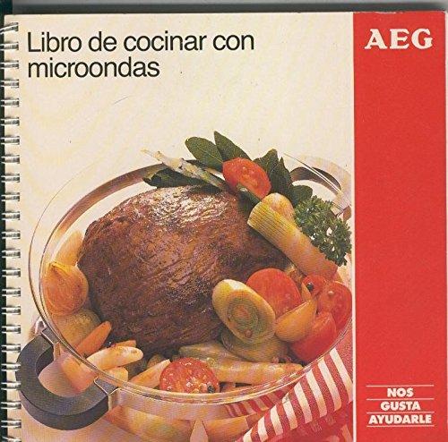 Libro de cocinar con microondas: Varios: Amazon.com: Books