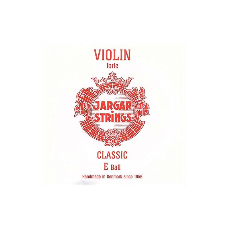 Jargar 4/4 Violin E String Thick(Forte)