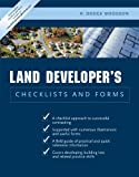 img - for Land Developer's Checklists and Forms book / textbook / text book