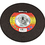 Forney 71883 Grinding Wheel with 5/8-Inch-11