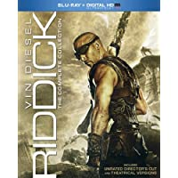 Riddick The Complete Collection on Blu-ray