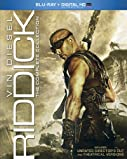 Vin Diesel (Actor), Radha Mitchell (Actor), David Twohy (Director), Peter Chung (Director)|Rated:NR (Not Rated)|Format: Blu-ray(282)Buy new: $21.3011 used & newfrom$12.86