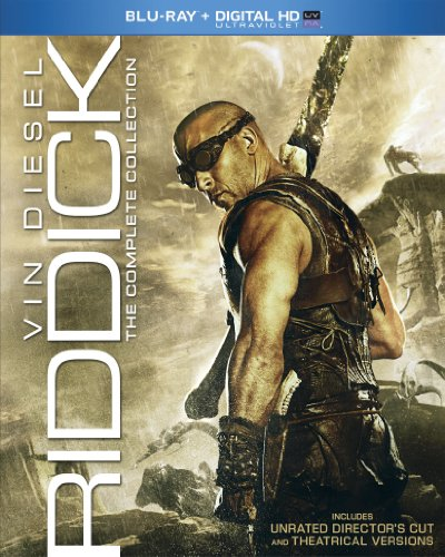 Riddick: The Complete Collection [Blu-ray] (Diesel Collection)
