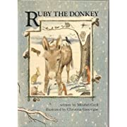 Ruby the donkey: A winter story