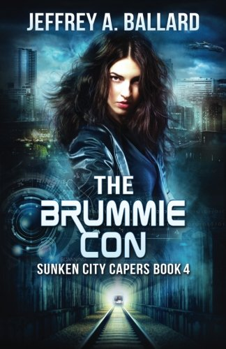 La brummie con (Sunken Ciudad Alcaparras) (Volumen 4)