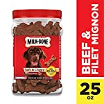 Milk-Bone Soft & Chewy Dog Treats with 12 Vitamins and Minerals 8