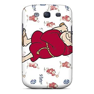 NikRun Scratch-free Phone Case For Galaxy S3- Retail Packaging - Mascots