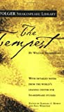 Book Cover for The Tempest (Folger Shakespeare Library)
