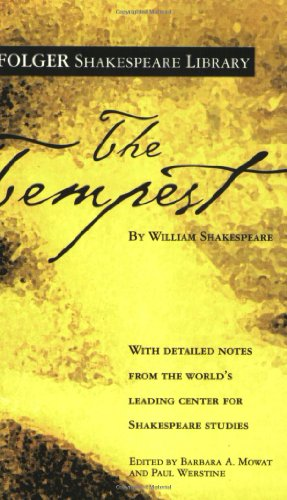 the tempest notes The tempest opens in the midst of a storm, as a ship containing the king of naples and his party struggles to stay afloat on land, prospero and his daughter, m.