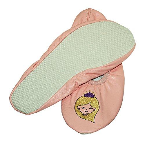 Fucsia Princesa Bleyer Ballet de Lappa zapatillas Danza Gire Zapatillas Deporte Zapatos De Bordado Con Lappade Chanclas Bailarinas xaZq8ZUw