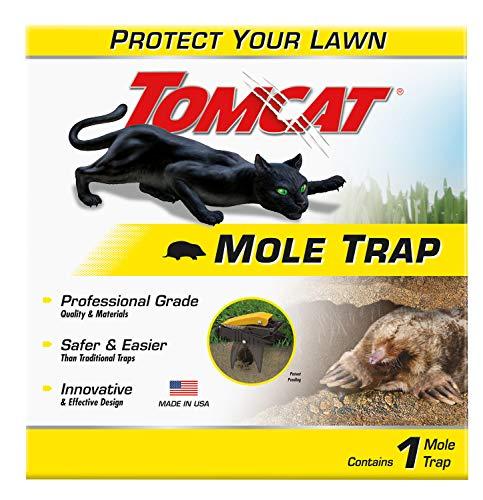 Tomcat Mole Trap Kill