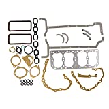 TISCO - FORD 2N 8N 9N OVERHAUL GASKET KIT. PART NO 8N6008M
