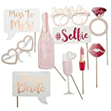 Best Bridals - Hen Party Photo Booth Prop Team Bride Photobooth Review