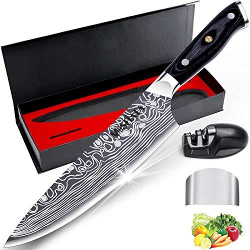 Chef Knife - MOSFiATA 8