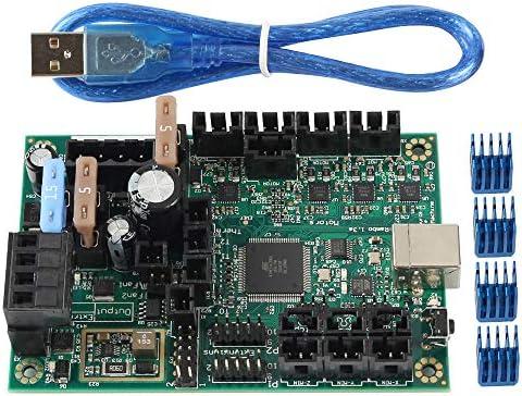 FYSETC Controladores de impresora 3D Prusa i3 Mini-Rambo 1.3a ...