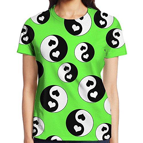 yin yang shirt tie dye - 9