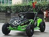 Rage Dune Buggy Electric Go Kart - 48v Battery 1000w Motor - Green