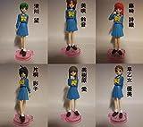 Eugene SR Tokimeki Memorial Figure Collection all six