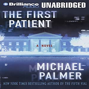 The First Patient Audiobook